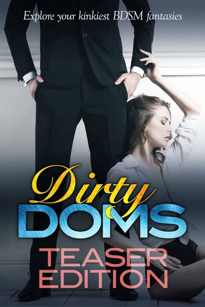 TEASER Cover Drity Doms for Instafreebie