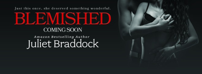 Blemished banner COMING SOON