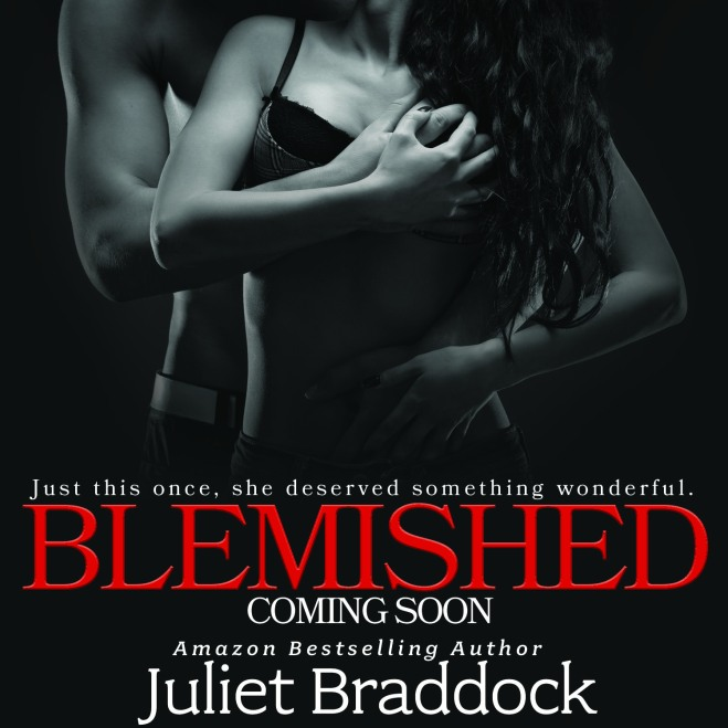 Blemished teaser with couple COMING SOON