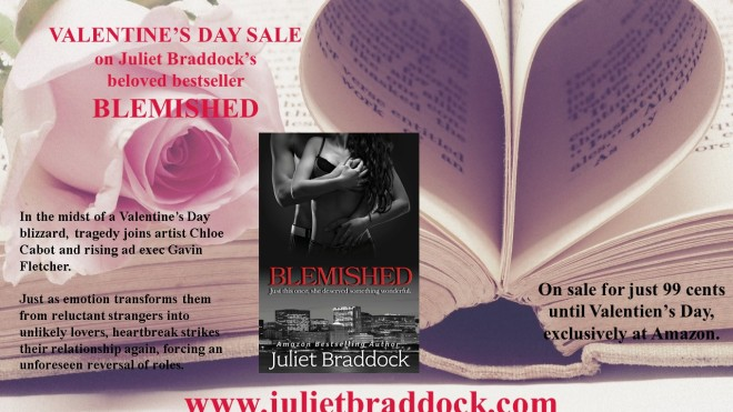 BLEMISHED Valentine's Day Sale Teaser