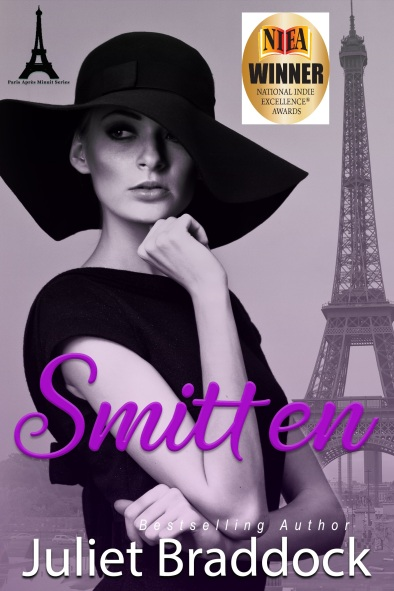 Smitten ebook with award logo